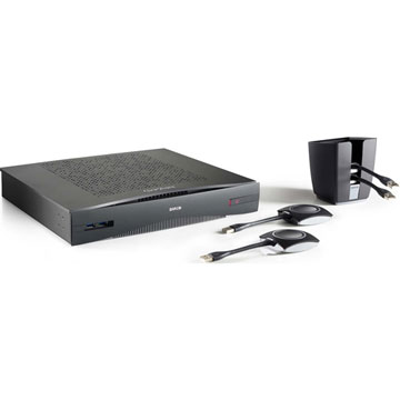 Barco Clickshare CSE-800 Set; Incl CSE-800 Base, Tray, 4 Buttons, Rack Mount